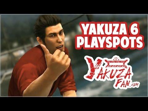 Playspots Trailer - Ryu Ga Gotoku 6 / Yakuza 6 [TGS 2016]