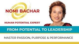 LEADERHIP PROMO  Nomi Bachar