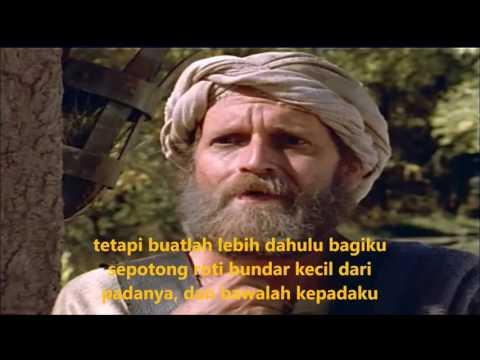 Indonesian movie: Elia dan janda Sarfat