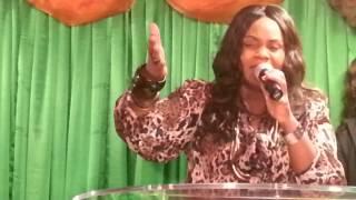 YAHWEH: Prophetess Ivy Kombo-Kasi At Upperview