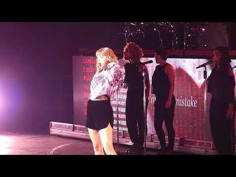 Taylor Swift, Blank Space, Poptopia, San Jose, Dec. 2, 2017