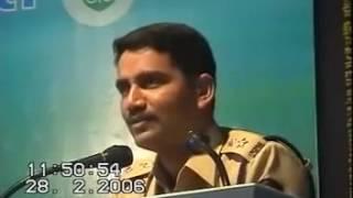 MPSC Vishwas Nangare Patil interview questions