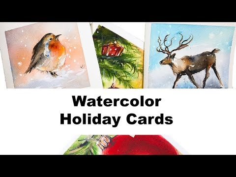 Make Christmas Cards From Photos