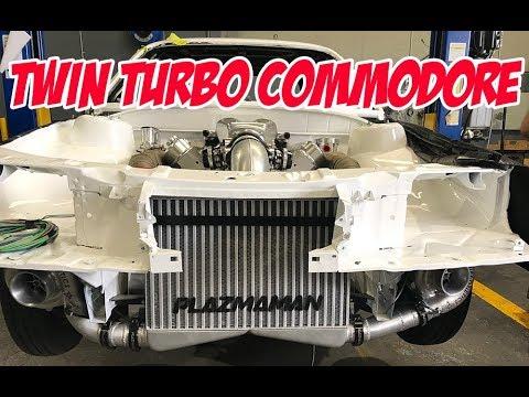 Nathan Borg's Twin Turbo 440ci VL Commodore