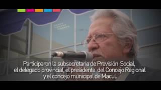 Municipio de Macul firma carta de compromiso por el Sello Migrante