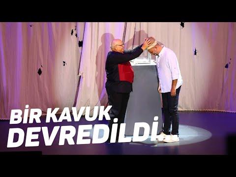 """""""KAVUK""""  RASİM ÖZTEKİN'DEN ŞEVKET ÇORUH'A DEVREDİLDİ"""