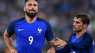Italie - France 2016 : 1-3