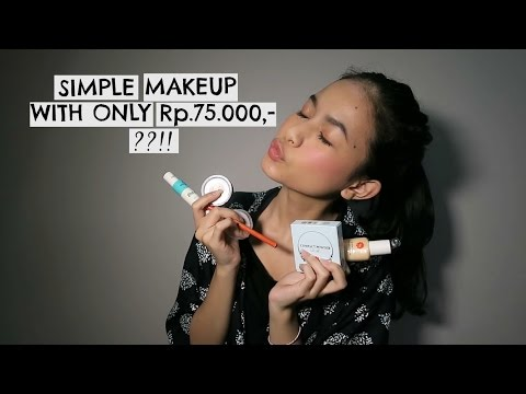 Chatty - Simple Makeup With Only Rp.75.000 ?!