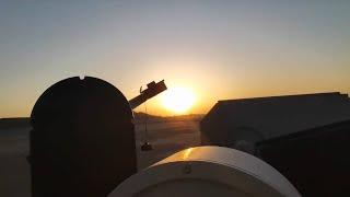 GLOBALink   How satellites are calibrated in China's Gobi Desert