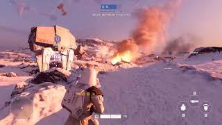 Star Wars Battlefront 2 Gameplay Highlights SWBF2 1080p PC