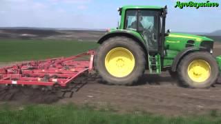 John Deere 6930 Premium + Cultivator 7,20m