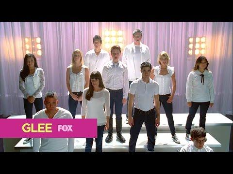 Glee fix you full performance Hd
