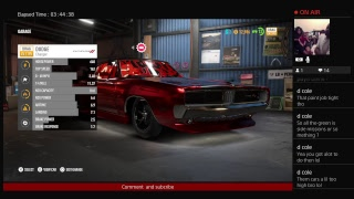 Need for speed payback ps pro  game play hosting dilly