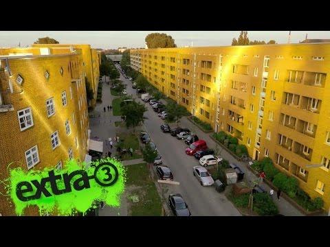 Realer Irrsinn: Die Goldene Wand Von Veddel   Extra 3   NDR