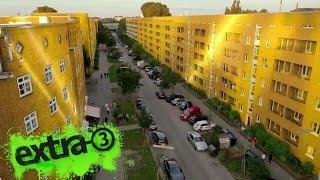 Realer Irrsinn: Die goldene Wand von Veddel | extra 3 | NDR