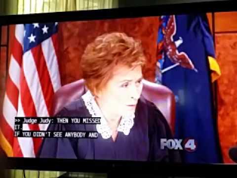 Judge Judy Cape Coral Florida