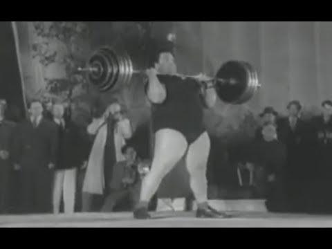 Paul Anderson 1955.