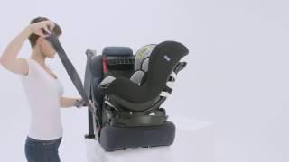 Siège-Auto Pivotant 360° REVO - MyCarsit - Groupe 0+/1 - Vidéo d'installation