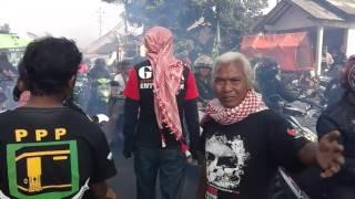 gpk militan muntilan kampanye di salaman 4