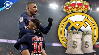 Le Real Madrid peut se payer Neymar et Mbappé | Revue de presse