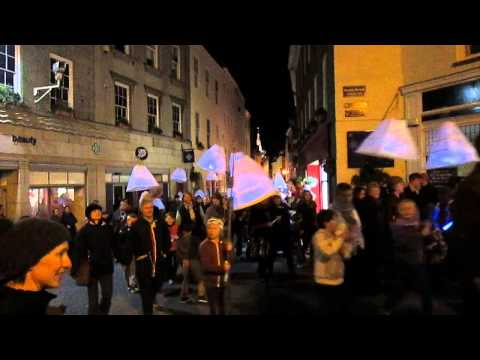 Guernsey Arts Commission Lantern Parade March 2 2014