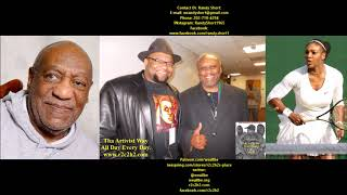 Dr. Randy Short On Bill Cosby, SeREna Williams & THE UNiverSOUL Appeal Of Black People