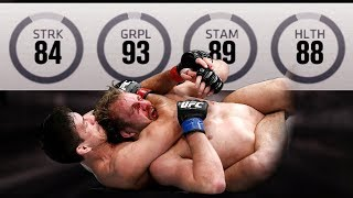 Facing The Best Demian Maia Player In EA Sports UFC 3!