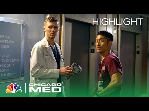 Get Them Out - Chicago Med (Episode Highlight)