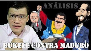 BUKELE CONTRA MADURO - SOY JOSE YOUTUBER