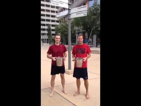 Ice Bucket Challenge from Zurich