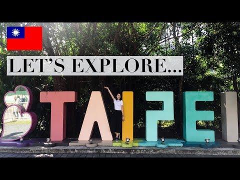 SOLO ADVENTURES IN TAIPEI, TAIWAN | Jessica Moy
