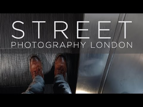 Timing Is Everything! - Street Photography In London