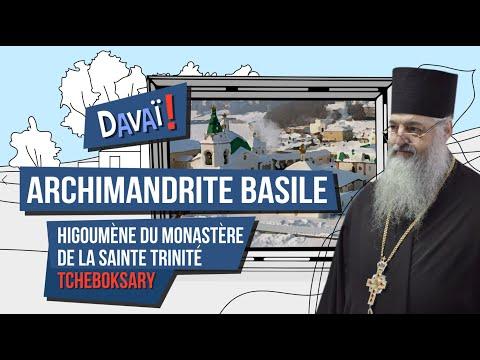 Davaï : Archimandrite