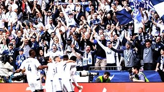 GOAL: Robert Earnshaw sneaks by and drives it in | Vancouver Whitecaps vs. Portland Timbers