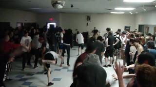 Gravemaker throwdown hardcore dancing pit Airdrie Alberta