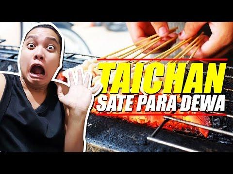 DICULIK DI SATE TAICHAN SENAYAN !!