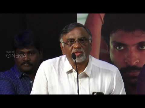 Sathya Jyothi Films Producer T G Thiyagarajan Speaks About Sathriyan Movie Press Meet   TOC