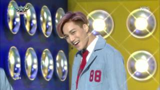 Video [HIT] 뮤직뱅크 - 엑소 XEO  'LOVE ME RIGHT' 컴백… '흥 폭발'. 20150605 download MP3, 3GP, MP4, WEBM, AVI, FLV Agustus 2018