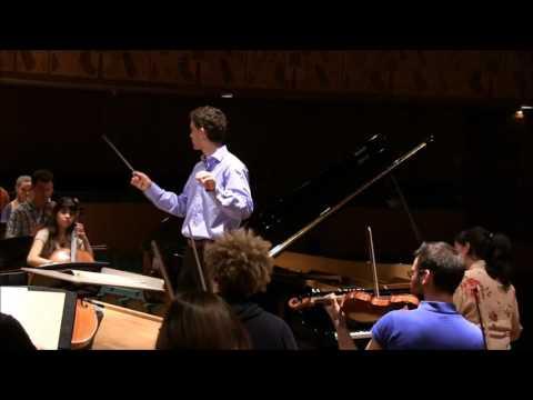Yamilé Cruz Montero performs Wolfgang Amadeus Mozart Piano Concert  No. 19
