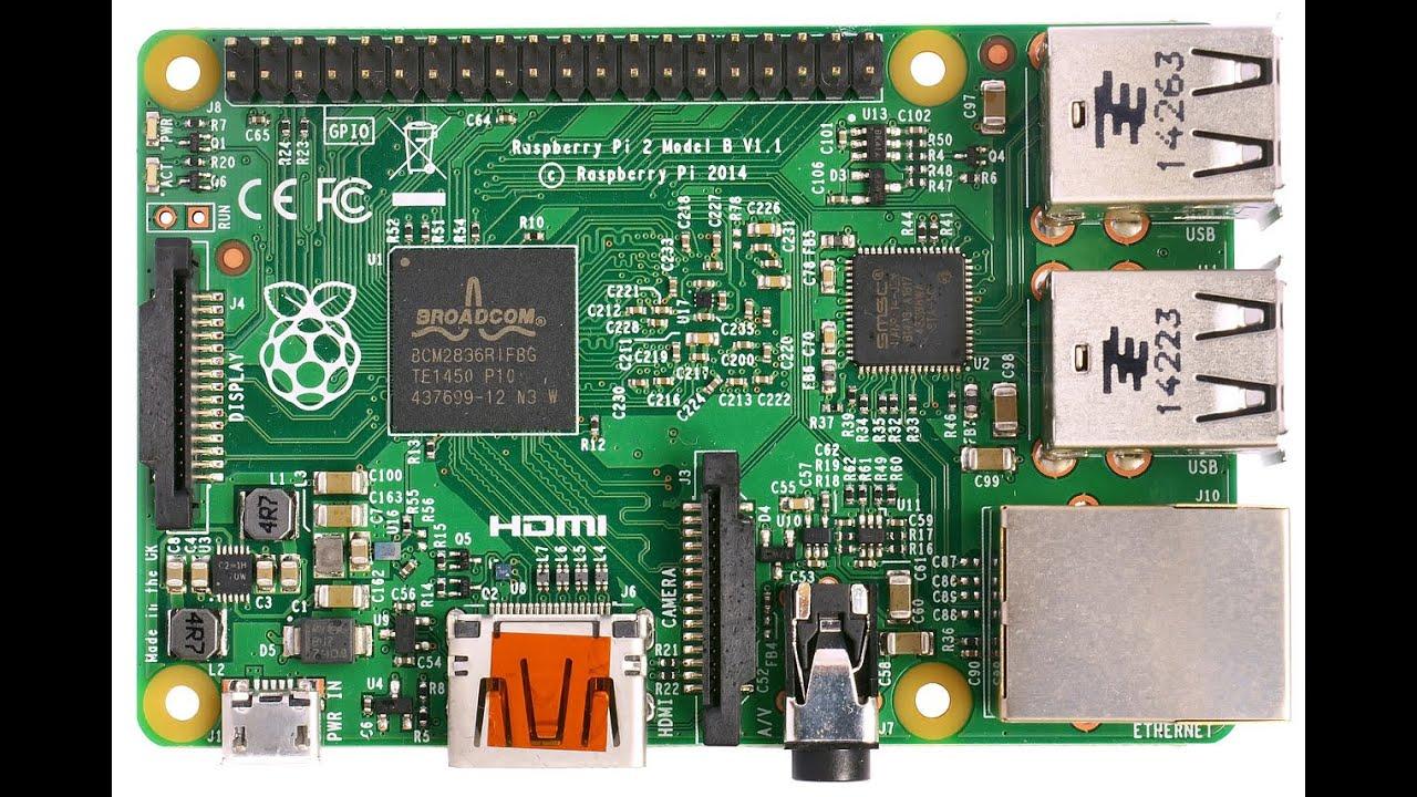 Установка OS на Raspberry pi и подключение к ней