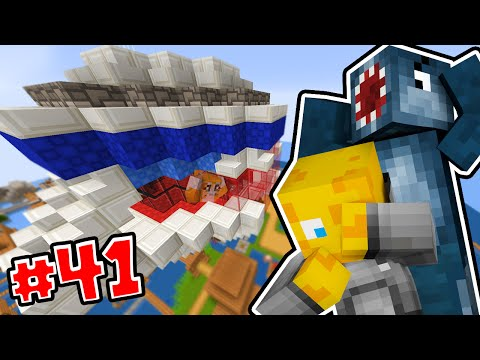 Minecraft - TIME TRAVELLERS! - THE MOTHERSHIP!! #41 W/AshDubh!