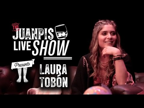 The Juanpis  Show - Entrevista a Laura Tobón