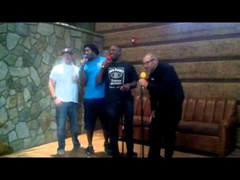 Grand lodge karaoke