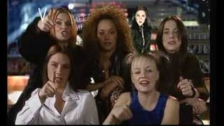 Gambar cover Spice Girls -HQ- RARE Interview for Vault 1996 www.melaniecbase.com