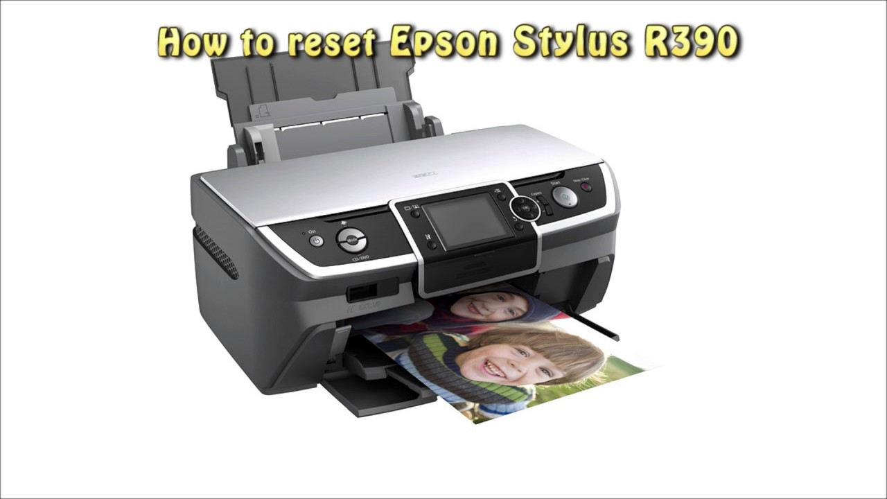 DOWNLOAD DRIVER: EPSON R390