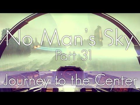 No Man's Sky Journey to the Center [ Part 31 ] : 130,000 To go!
