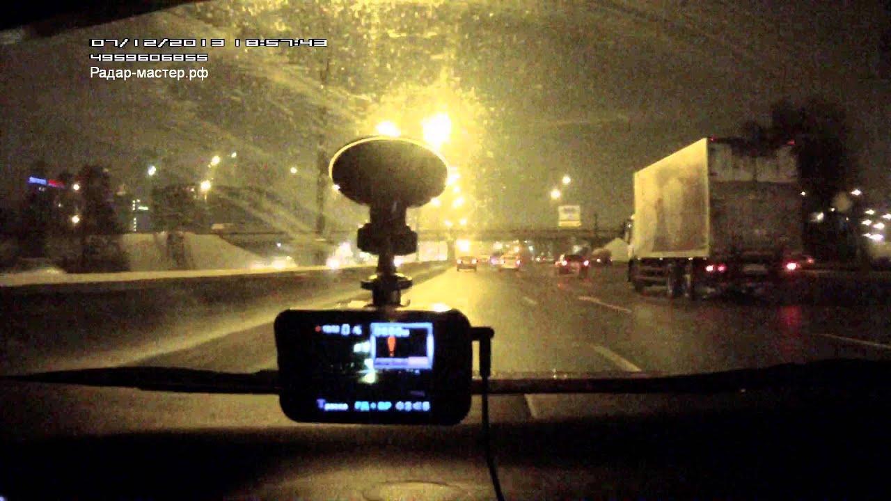 радар детектор inspector - YouTube