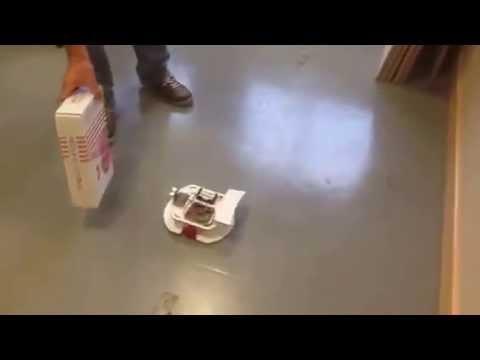 robot mobile et capteur ultrason youtube. Black Bedroom Furniture Sets. Home Design Ideas