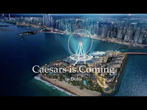 Caesars is coming to Dubai | Caesars Entertainment