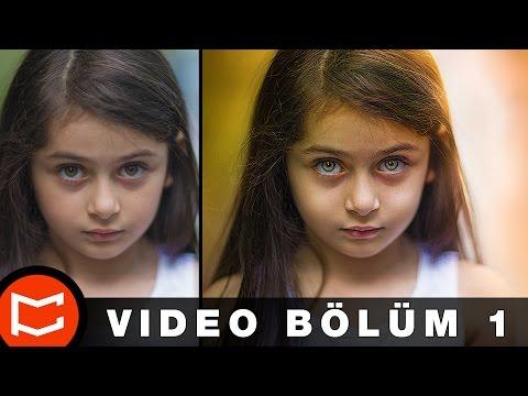 FOTOĞRAF RENK TEKNİKLERİ (Photoshop ve Tasarım Dersleri